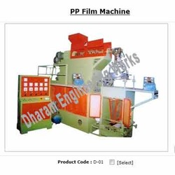 Industrial Pp Film Machines