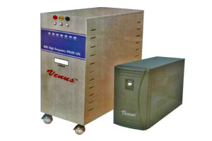 High Frequency Mosfet Based Online Ups