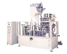 Vacuum Brick Fill Seal Machines