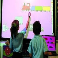 Making Presentation Interactive Board