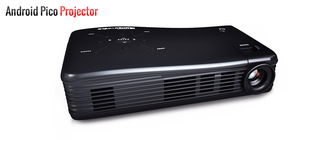Android Smart Portable Projectors