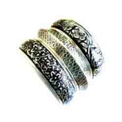 Designer Antique Bangle Set