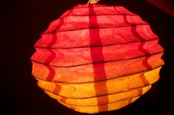Round Paper Lamp Oval Paper Lantern