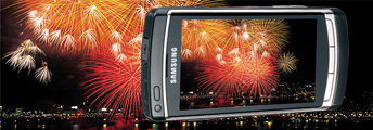 Samsung Omnia Hd Mobile Phone