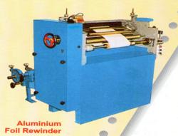 Aluminium Foil Rewinder Machines