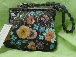 Designer Black Clutch Bags