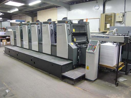 Komori Offset Printing Machines