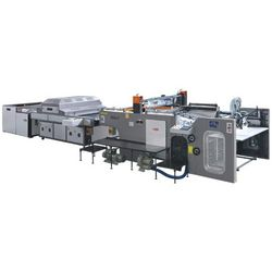 Auto Cylinder Screen Press Machines