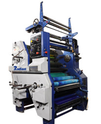 3 Color Satellite Printing Machines