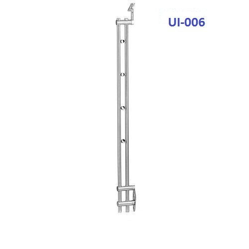 Modular Stainless Steel Baluster In 202/304/316 Grade