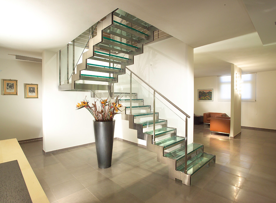 Cantaliver S.s. Staircase