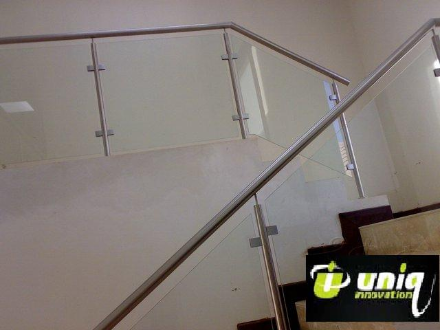 S.s.railing Glass