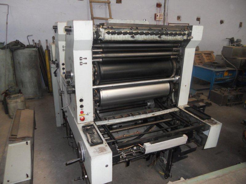 Two Color Offset Printing Machines