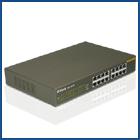 16 Port Standalone Lan Switch