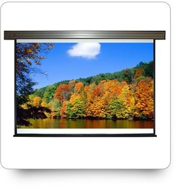Matt White Projection Screens