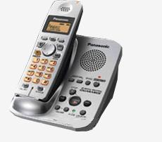 Digital Panasonic Cordless Phone