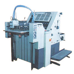 Sheet Fed Offset Printing Machines