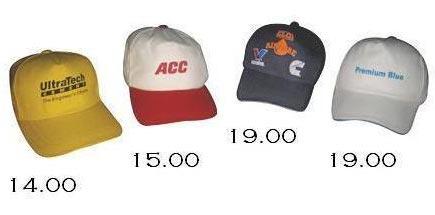Custom Promotional Cap