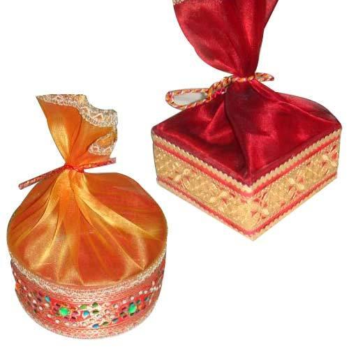 Decorative Potli Boxes