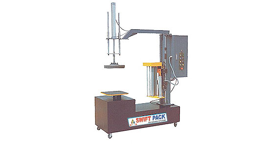 Box Stretch Wrapping Machines