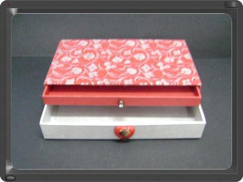 Handmade Gift Boxes With Tray