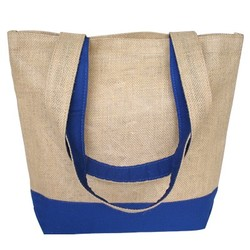 Designer Jute Canvas Bag