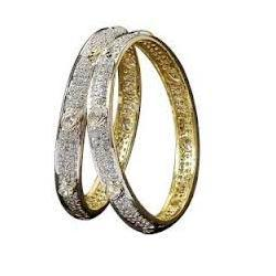 Designer Antique Metal Bangles