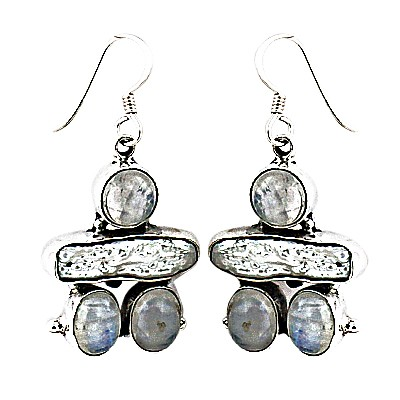 925 Sterling Silver Jewelry , Gemstone Silver Jewelry