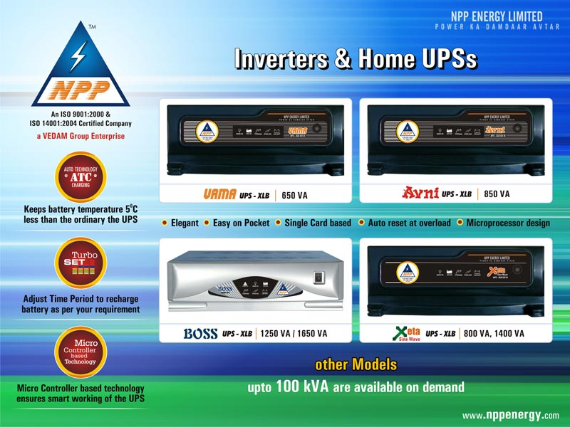 Home Inverter And Ups
