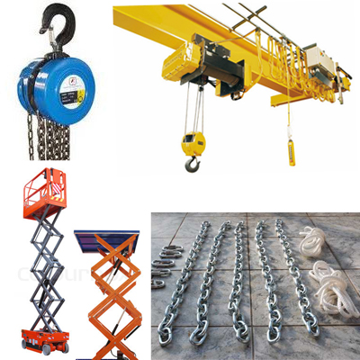 Chain Pulling  Lifting Machines E.O.T. Crances