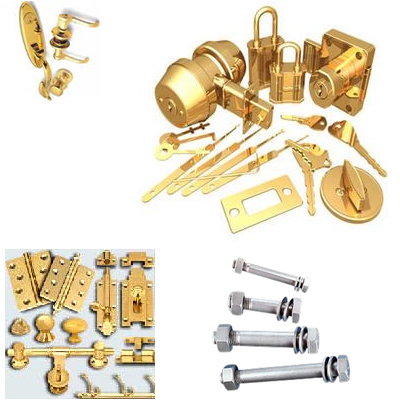 LOCKS TOWER BOLTS SAFETY EQUIPMENTS