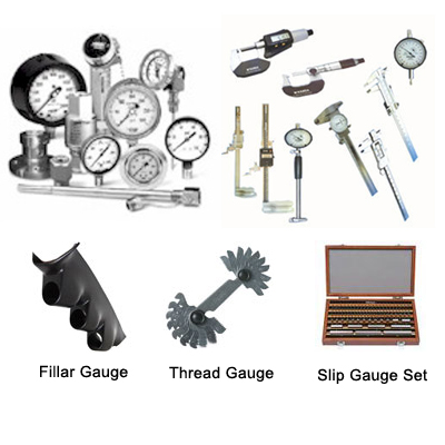 Measuring Gauge Instruments
