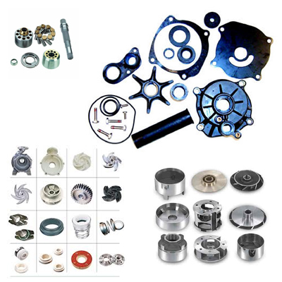 ALL PUMPS MOTOR PARTS
