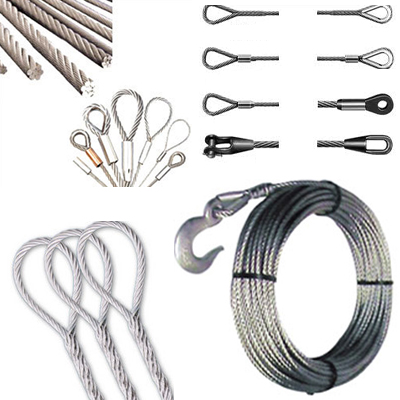 WIRE ROPES SLING