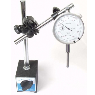 DIAL GAUGE STAND WITH MAGNETIC BASE