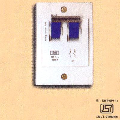 6a Mcb Isolator Switch