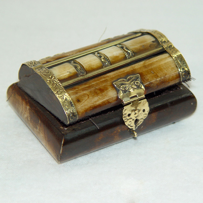 Antique Jewelry boxes for decoration