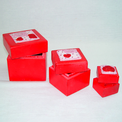 Christmas Decorative Boxes Wholesaler
