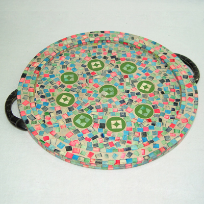 Round Food Tray-Food Tray Manufacturer