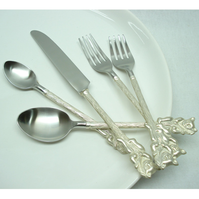 Stain less Steel Flatware For Kitchens