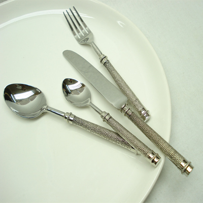 Modern Flatware Sets In Stainless Steel From India