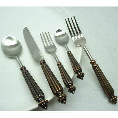 Brass Flatware Sets Sale