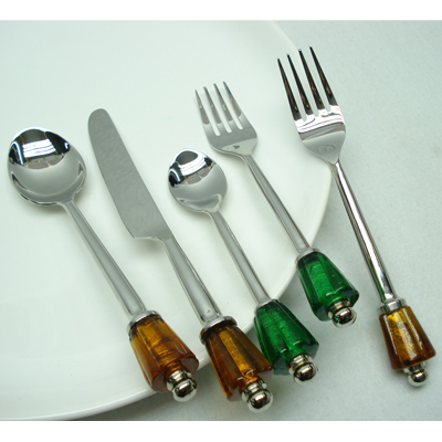 Sterling silver flatware serving Sets Suppliers
