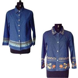 Designer Fancy Ladies Shirts