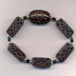 Designer Bone Bracelets