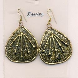 Designer Metal Earrings