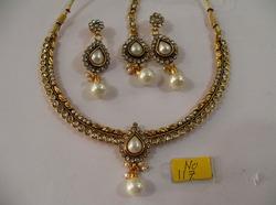Copper Base Necklace Sets
