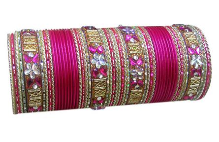 Designer Bridal Bangles