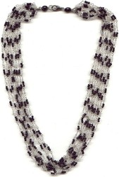 Artificial Seed Bead Necklace