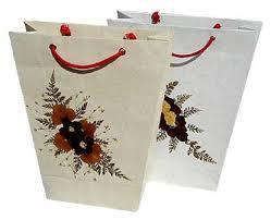 Printed Handmade Carry Bags